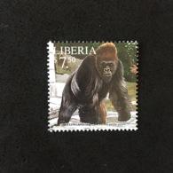 LIBERIA  MNH. 5R1201C - Gorilas