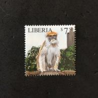 LIBERIA. MONKEY.  MNH. 5R1201E - Sellos
