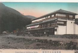 *** JAPAN JAPON  ***  SANGENCHAYA AT ARASHIMAYAMA  KYOTO  - Unused TTB/so Nice - Kyoto