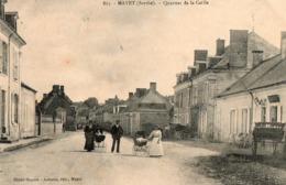 MAYET  ( 72 ) - Quartier De La Caille - Mayet
