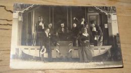 ALLEMAGNE : Carte Photo Camp Prisonniers LAGER HAMELBURG   ................. NZ-4481 - Guerre 1914-18