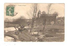 CPA 18 TORTERON Moulin De Ragon Moulin Arbres 1912  Vue Peu Commune - Sonstige Gemeinden
