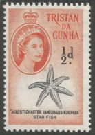 Tristan Da Cunha. 1960 QEII. ½d MH. SG 28 - Tristan Da Cunha