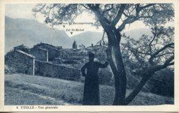 CPA -  UTELLE - VUE GENERALE - Otros Municipios