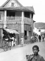 Photo Madagascar Ambatolampy Ancienne Maison Coloniale 1998 Vivant Univers - Afrika