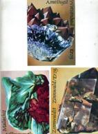 Lot 6 Carte  Cristal Minreaux Publicitair Magasin Callimci - Duitsland