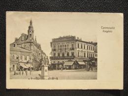AK CZERNOWITZ Ca. 1920 // D*40639 - Ukraine