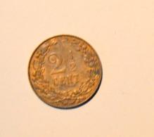 2 1/2  Cent 1906 - 2.5 Cent