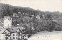 Lausanne - Le Village Suisse - VD Vaud