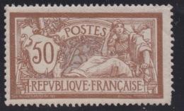 FRANCE - CLASSIQUES : N°120. Cote 500/125€. Neuf. - 1900-27 Merson