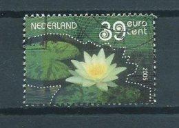 2005 Netherlands Flora,flowers,blümen Used/gebruikt/oblitere - 1980-... (Beatrix)