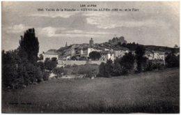 04 Vallée De La Blanche - SEYNE-les-ALPES Et Le Fort - Frankrijk