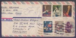 USA United States Of America - 100 Years Of Universal Postal Union UPU, Postal History Cover, Used 1974 - UPU (Universal Postal Union)