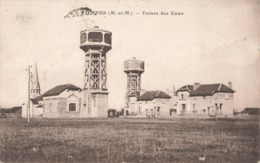 54 Piennes Usines Des Eaux Chateau D' Eau Cachet Pïennes 1939 Secteur Postal 15 - Sonstige Gemeinden