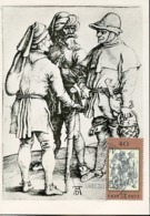 48810  Germany Ddr,  Maximum  1971,painting Of Albrecht Durer,  (phoo Card)   Mi-1673 - DDR