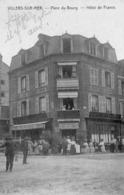 14 Villers Sur Mer, Place Du Bourg, Hotel De France - Villers Sur Mer