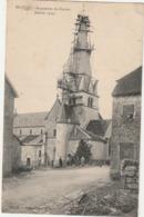 70 BEAUJEU   HAUTE SAONE BELLE  CPA  REPARATION DU CLOCHER  FEVRIER 1914 - Altri Comuni