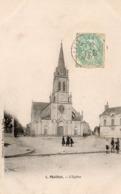 MAILLET ( MAYET ) ( 72 ) - L'église - Mayet