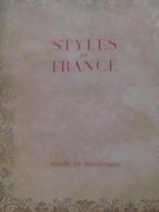 Styles De France Objets Et Collections De 1610 à 1920 Le Rayonnement Français 1930 - Home Decoration