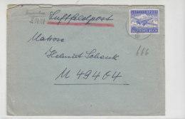 Feldpost Von Der Radfahr-Abt. 34 An 49404 - Zerstörer 32 18.11.42 - Deutschland