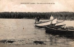9601-2019     SANGUINET   VUE PRISE SUR LES BORDS DU LAC - Francia