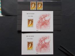 BELGIQUE - Blocs Feuillets  N° 57 +  Le Timbre N° 2018 X 2   Année 1981  Neuf XX  ( Voir Photo ) - Blokken 1962-....