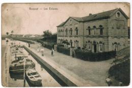 Bossuyt Les Ecluses, Binnenschip, Péniche (pk63092) - Meulebeke