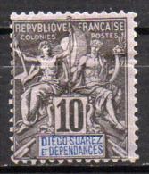 Col17  Colonie Diego Suarez  N° 29 Neuf X MH  Cote 11,00€ - Neufs