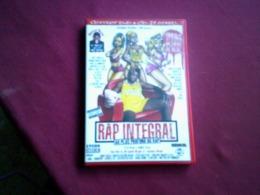 RAP INTEGRAL  CD 19 TITRES  + DVD  21 TITRES - Concert & Music