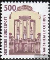 BRD (BR.Deutschland) 1679 (completa.edizione) MNH 1993 Teatro Cottbus - [7] République Fédérale