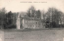 61 Courgeout Chateau De Couphehaut - Frankrijk