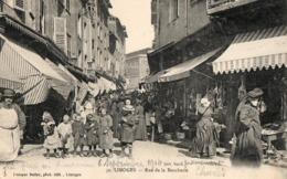 LIMOGES  ( 87 ) - Rue De La Boucherie - Limoges