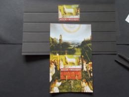 BELGIQUE - BLOCS FEUILLETS N° 62 +   Le Timbre Du Blocs  N° 2208  Année 1986  Neuf XX  ( Voir Photo ) - Blocs 1962-....