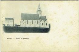 Fosses. Eglise De Bambois. - Fosses-la-Ville