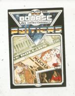 Cp, Bourses & Salons De Collections, 86,Poitiers , 10 E Bourse Des Collectionneurs,1987,Mucha ,2 Scans, N° 339/1200 EX. - Borse E Saloni Del Collezionismo