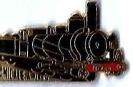 VAPEURS - V70 - AMICALE A. PIRON - LOCOMOTIVE A VAPEUR - Verso : A.A. SNCF / LE MANS - TGV