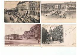 1945-708  15cp Boulogne  Dept 62  La Vente Sera Retirée  Le 24-11 - Boulogne Sur Mer