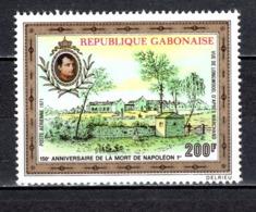 GABON  PA N° 109  OBLITERE  COTE 2.25€    NAPOLEON - Gabon
