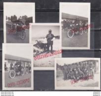 Au Plus Rapide Archive Motard Police Nationale France Moto Ancienne Motobécane Années 30 ? - Cars
