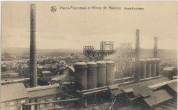 Hauts Fourneaux Et Mines De Halanzy -  1924 - Stamped Stationery