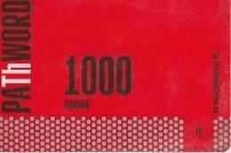 PATHWORD 1000 2005  2 SCANS - Kasachstan
