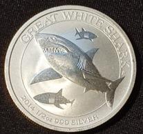 Australië 50 Cents 2014 (Great White Shark) - Australie