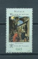 2008 Vaticaan Christmas,kerst,noël,weihnachten Used/gebruikt/oblitere - Vatican