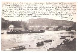 Péniches à Vernon (27 - Eure) - Houseboats