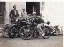 S3022 Photo Moto Ancienne - Motorbikes