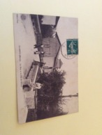 """GLANNES """"Le Pont Et La Rue De Huiron"""" - Francia"""