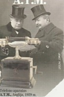 TELEPHONE 1929 - Lituanie