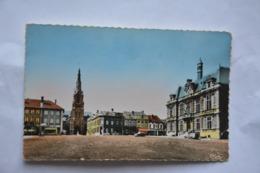 FRESNES-sur-ESCAUT-grande Place - Andere Gemeenten