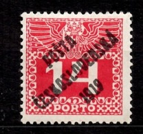 Tchécoslovaquie YT N° 117 Neuf *. B/TB. A Saisir! - Unused Stamps