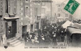 63 Brassac Les Mines, Marché Au Beurre - Otros Municipios